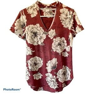 Gaze Women's Large Floral Shirt